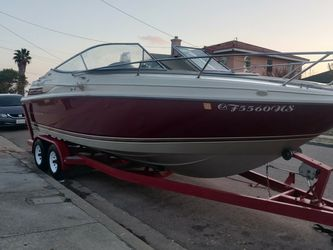 1995 Maxum 2300 Sc Runs Perfect A Lot Of New Parts for Sale in San Diego,  CA