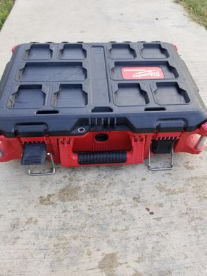 Milwaukee pack out box for Sale in San Jose, CA