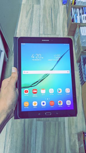 Samsung Galaxy Tab S2 - 9.7-INCH - 32GB - WiFi + 4G LTE - Like New with Charger! for Sale in Arlington, TX