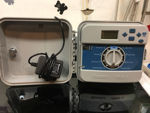 Hunter pro c 10 station indoor/outdoor sprinkler controller for Sale in Haledon, NJ
