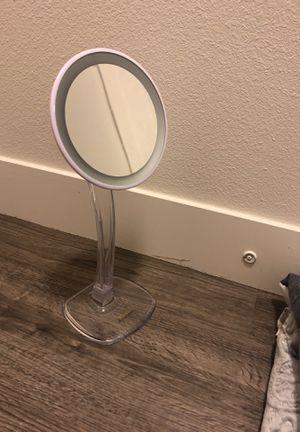 Makeup vanity mirror / ring light for Sale in Las Vegas, NV