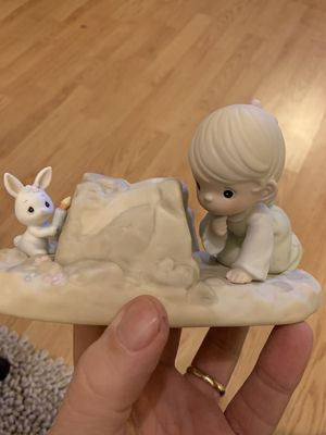 "1990 Precious Moments ""There is a Light at The End of the Tunnel"" figurine for Sale in Lilburn, GA"