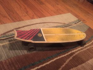 Kryptonics Cali dream swallowtail longboard for Sale in Houston, TX