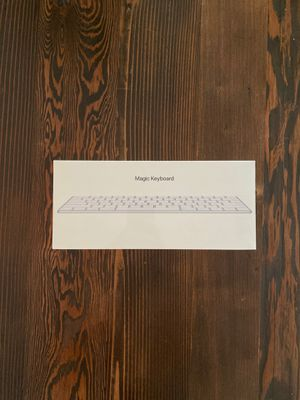 Apple Magic Keyboard for Sale in Los Angeles, CA