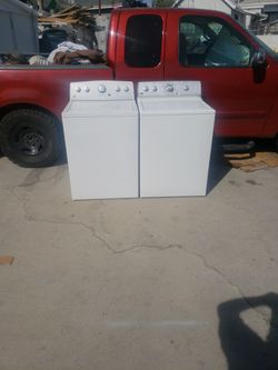 Whirlpool washer Kenmore washer Working good good condition each one of them $140 for Sale in Vernon,  CA
