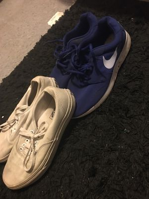 Vans or Nike for Sale in Stockton, CA