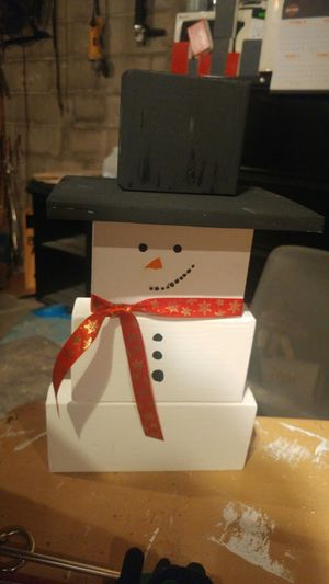 ***snowman*** for Sale in Delaware, OH