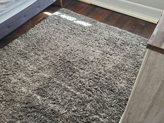 6x8 Gray Area Rug for Sale in Andover,  MA