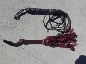 Leather whips for Sale in Riviera Beach, FL