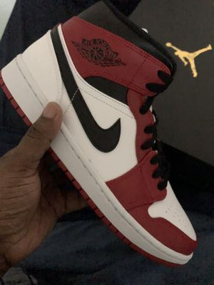 Jordan 1 Chicago white heel.. Size 9.. Dead Stock!! for Sale in Sharon Hill, PA