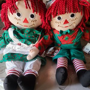 Vintage Raggedy Ann Doll for Sale in Burbank, CA
