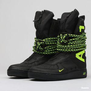 Nike SF Af1 high black volt ( 10 & 10.5 ) for Sale in Washington, DC