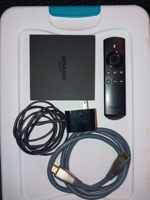 JAILBROKE fire box tv . everything included for Sale in Madison, WI