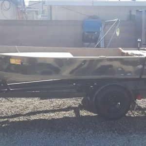 Aluminum fishing Boat for Sale in Westminster, CA