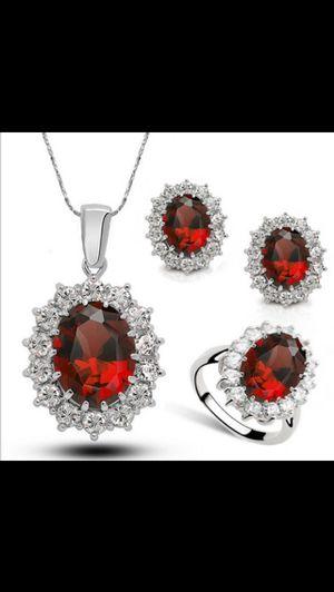 Sterling silver jewelry set for Sale in Saint Cloud, FL