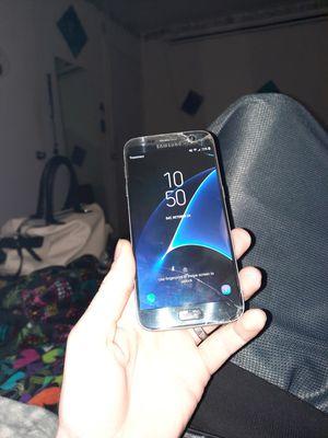 Samsung galaxy s7 UNLOCKED $100 for Sale in Sacramento, CA