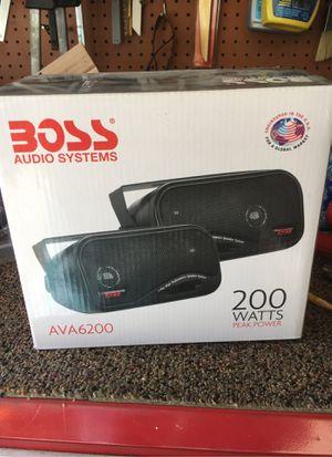 BOSS Audio Speakers for Sale in San Diego, CA