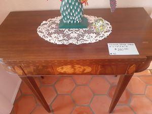 antique game table for Sale in Phoenix, AZ