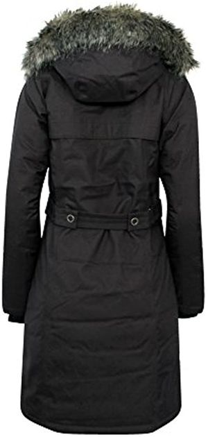 NWT Columbia Womens Flurry Run Down Long Omni Heat Jacket Coat Hooded Parka Small for Sale in Tustin, CA