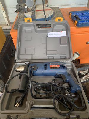 Ryobi Hammer Drill for Sale in Niederwald, TX