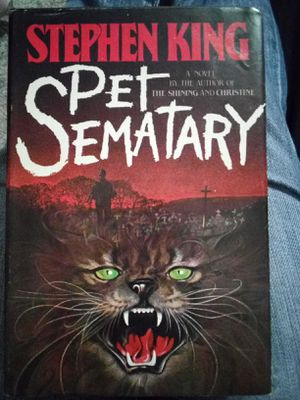 First Edition Pet Sematary for Sale in Virginia Beach, VA