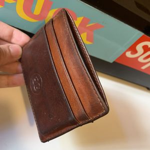 Golfwang Leather Card Wallet for Sale in Los Angeles, CA