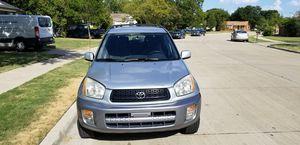 2001 Toyota RAV 4 for Sale in Arlington, TX