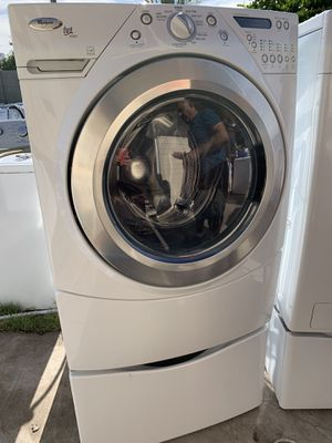 Whirlpool duet steam@delivery available for Sale in Phoenix, AZ