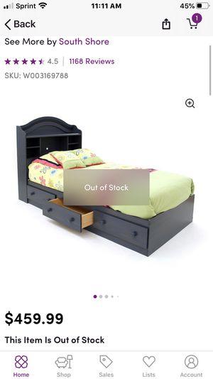 South Shore Twin Bedroom Set for Sale in Phoenix, AZ