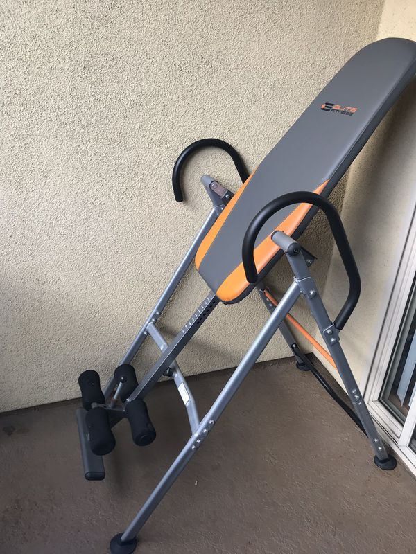 Deluxe Inversion Table for Sale in Placentia CA - OfferUp