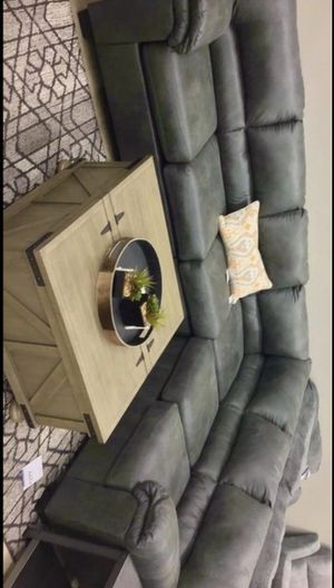 Bladen Slate LAF Sectional /couch /Living room set for Sale in Houston, TX
