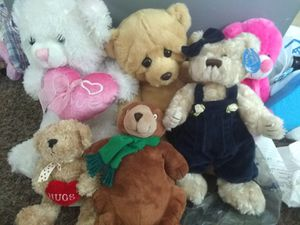 Bear stuffed animals for Sale in Deptford Township, NJ