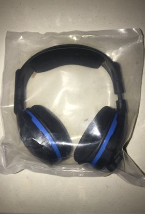 Turtle Beach Ear Force STEALTH 600 Headset for PlayStation 4 for Sale in Lake Elsinore, CA
