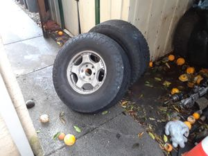 2 -16- 6 lug Chevy rims for Sale in Fairfield, CA