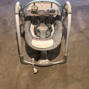 Ingenuity Baby Swing for Sale in Plainfield, IL