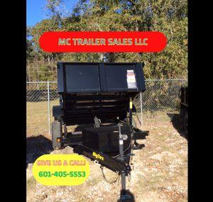 Big Tex 50SR Dump Trailer for Sale in Brandon, MS