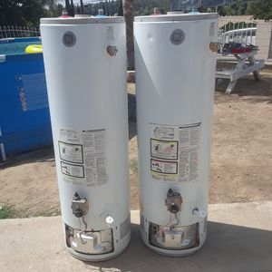 GE 38 GALLON WATER HEATER OR REPAIR for Sale in West Covina, CA