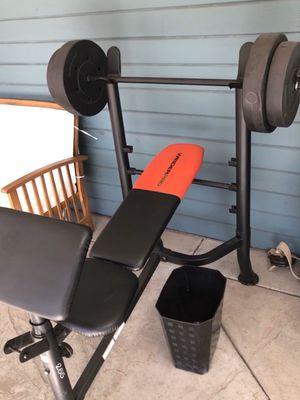 Bench press 80$ for Sale in San Leandro, CA