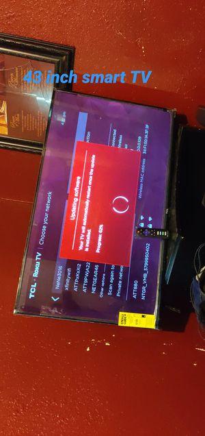 Tcl Roku tv 43 inch for Sale in Atlanta, GA