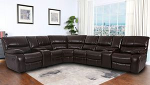 WE ARE OPEN! COMFY NEW MADRID RECLINING SECTIONAL SOFA ON SALE ONLY $999. NO CREDIT NEEDED FINANCING! for Sale in Tampa, FL