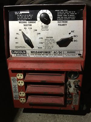 Lincoln welder/generator for Sale in Vancouver, WA