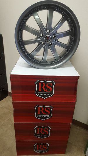 """20"""" BRAND NEW HONDA ACCORD RIMS AND TIRES for Sale in Fontana, CA"""
