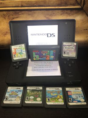 Nintendo DS / with games for Sale in Pittsburgh, PA