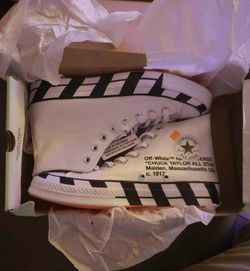 Off White Converse for Sale in Atlanta,  GA
