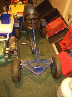 Blue pedal car for Sale in Jackson, NJ