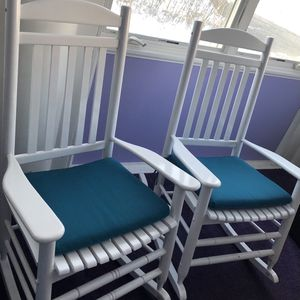 Brand New Rocking Chairs With Cushions for Sale in West Orange, NJ