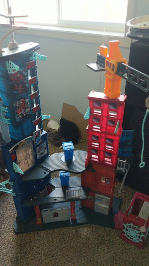 Spider-Man playset for Sale in Vancouver, WA