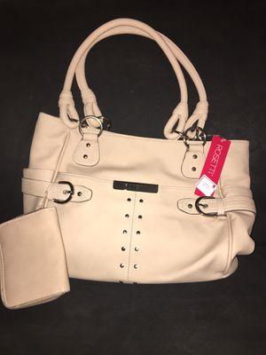 Beige handbag for Sale in Tucson, AZ