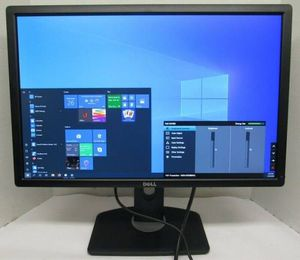 "Dell U2412Mb 24"" LCD Monitor 1920 x 1200 VGA/DVI 2019 Stand and Cables for Sale in Wyckoff, NJ"