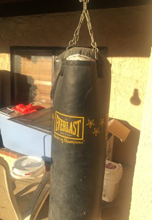 Boxing Bag - Punching Bag for Sale in Walnut, CA